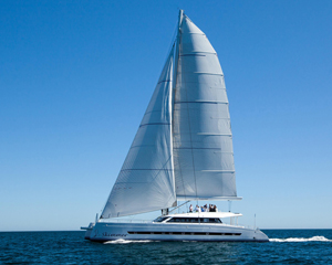 Balance 760 Sailing Catamaran Video