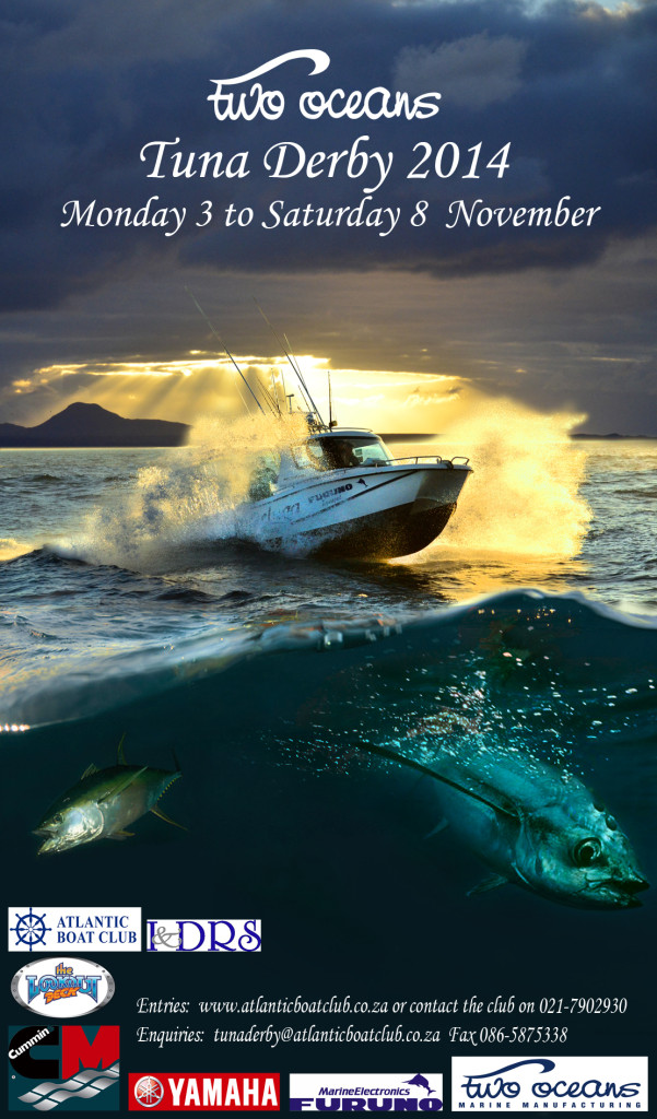 Two Oceans Tuna Derby 2014