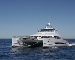 Open Ocean 750 Luxury Expedition Catamaran II