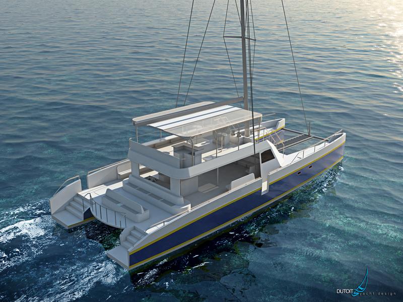 Balance 690 Day Charter Catamaran 1