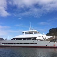 The Open Ocean 800 Luxury Expedition Catamaran II in Boat Internatonal