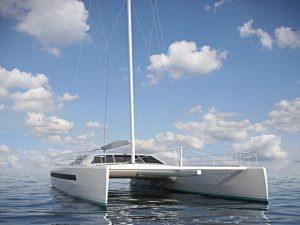 Open Ocean 82 High Performance Sailing Catamaran