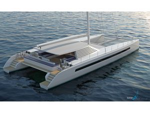 Open Ocean 82 High Performance Catamaran