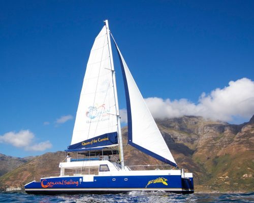 Balance 690 Day Charter Catamaran Reference