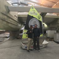 Two Oceans Marine Manufacturing leads marine industry support for The Little Optimist