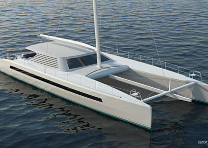 Two Oceans 82 High Performance Catamaran