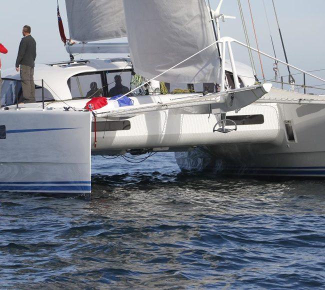 Two Oceans 60 Full Carbon High Performance Sailing Catamaran