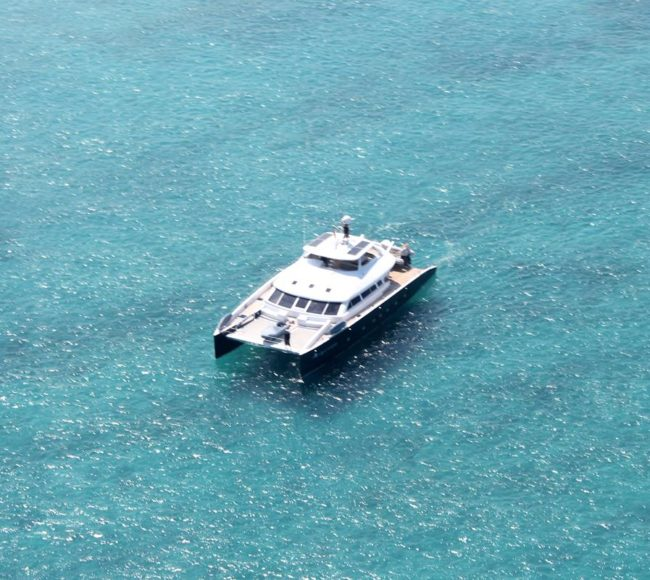 Open Ocean 750 Luxury Expedition Catamaran I - Two Oceans Marine