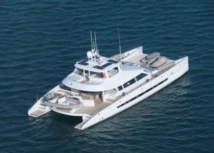 Two Oceans 750E Power Catamaran