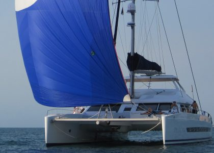 Two Oceans 650 Luxury Sailing Catamaran