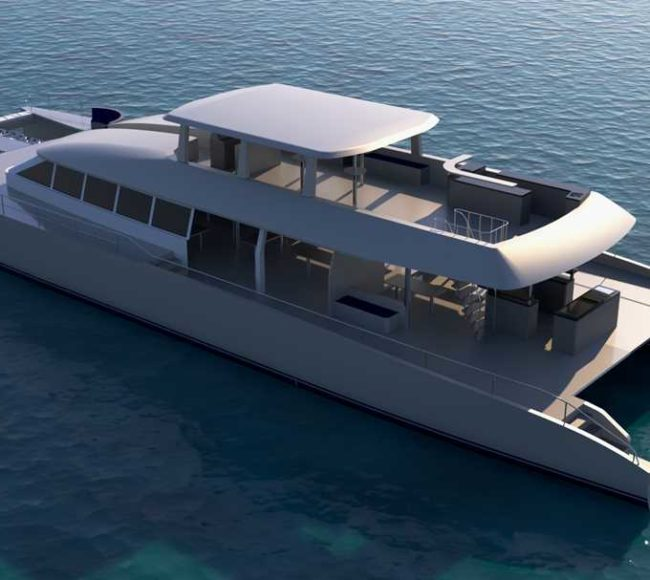 Two Oceans 110 Day Charter Catamaran - Two Oceans Marine