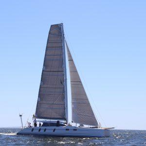 M60 Full Carbon High Performance Sailing Catamaran