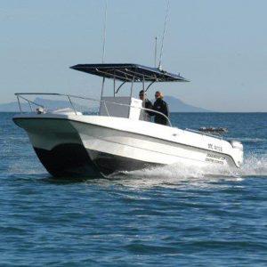 Magnum 23 Power Catamaran Centre Console Model
