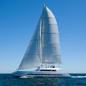 Open Ocean 740 Performance Cruising Catamaran