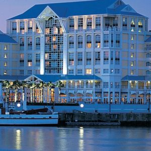 Table Bay Hotel, V&A Waterfront