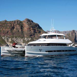 Open Ocean 800 Luxury Expedition Catamaran