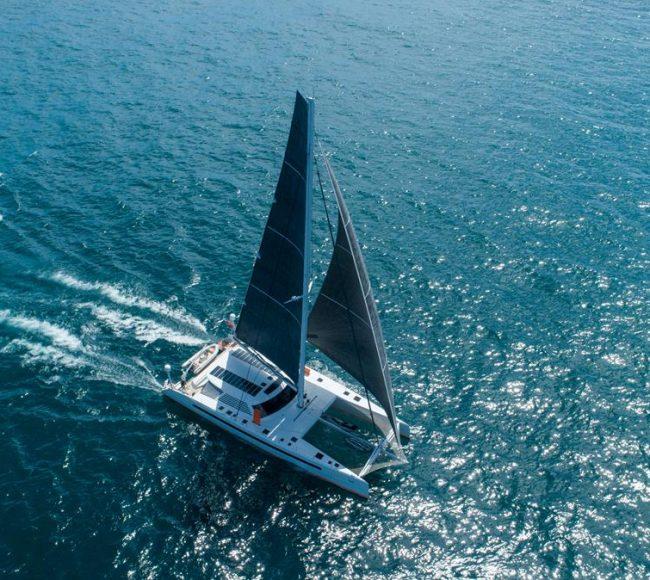 Two Oceans 82 High Performance Catamaran
